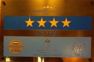 HOTELSTARS MINŐSÍTETT SZÁLLODA